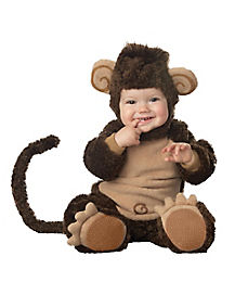 Baby Lil' Monkey Costume