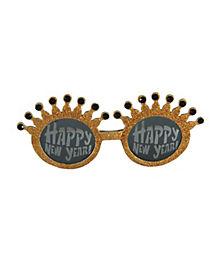 Festival New Years Glasses
