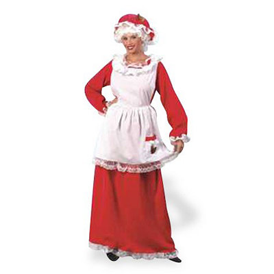 Adult Mrs Claus Costume