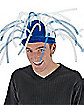 Blue and White Spirit Hat