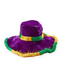 Mardi Gras Mambo Hat
