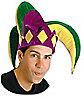 Mardi Gras Court Jester Hat