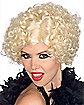 Roaring Blonde Wig