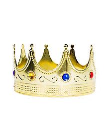 Gold Kings Crown