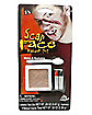 Scar Putty Effect Makeup