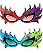 Feather Mask Glasses