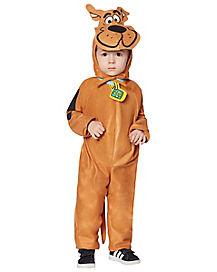 Kids Scooby Doo One Piece Costume