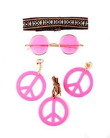 Feelin' Groovy™ Hippie Costume Kit