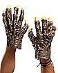 Brown Werewolf Hands