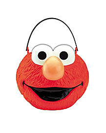 Elmo Treat Bucket - Sesame Street