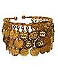 Gypsy Coin Armband