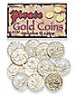 12 Pack of Gold Coins