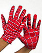 Red Spiderman Movie Gloves