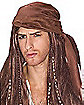 Seven Seas Pirate Adult Wig