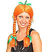 Pumpkin Braids Wig
