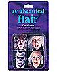 Black Theatrical Hair
