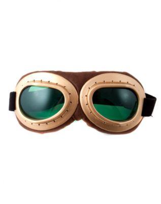 Retro Sunglasses | Vintage Glasses | New Vintage Eyeglasses Aviator Goggles by Spirit Halloween $12.99 AT vintagedancer.com