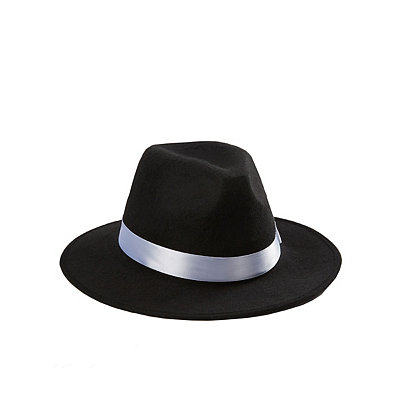 1930s Style Mens Hats Gangster Hat $9.99 AT vintagedancer.com