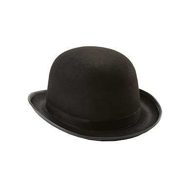 Mens 1920s Style Hats and Caps Derby Hat $8.99 AT vintagedancer.com