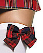 School Girl Adult Womens Thigh Highs