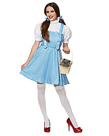 Adult Dorothy Costume - Wizard of Oz  sc 1 st  Spirit Halloween & Best Wizard of Oz Costume| Lion - Spirithalloween.com