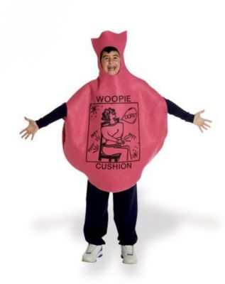 Kids Woopie Cushion Costume  sc 1 st  Spirit Halloween & Kids Sumo Wrestler Inflatable Costume - Spirithalloween.com