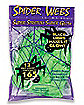 Glow in the Dark Spiderweb