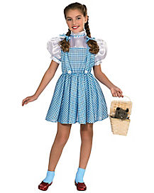 kids dorothy costume the wizard of oz