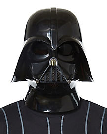 2 Piece Darth Vader Mask - Star Wars