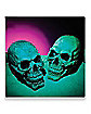 Glow in the Dark Skull Decoration
