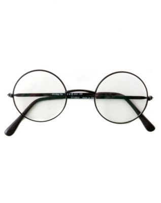 1920s Sunglasses, Glasses | 1930s Glasses, Sunglasses Harry Potter Glasses - Harry Potter by Spirit Halloween $6.99 AT vintagedancer.com