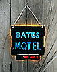 Bates Motel Sign - Decorations