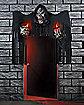 Grim Reaper Overhead Door Lighted Display
