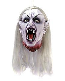Gothic Vampire Hanging Head - Decorations
