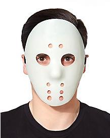 Glow in Dark Hockey Mask