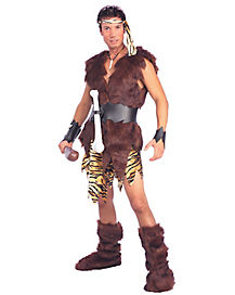 Adult King of the Caves Costume