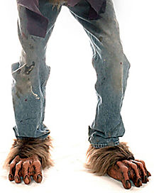 Werewolf Feet Shoe Covers