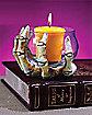 Skeleton Hand Candle Holder