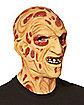 Vinyl Freddy Krueger Full Mask - A Nightmare on Elm Street