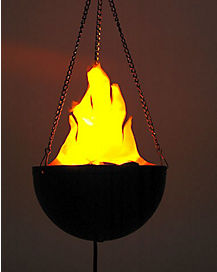 halloween outdoor lighting. Mini Hanging Flame Light Halloween Outdoor Lighting G