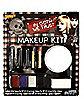 In Goth We Trust Makeup
