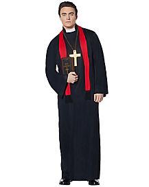 Adult Priest Costume  sc 1 st  Spirit Halloween & Best Religious Halloween Costumes for 2018 - Spirithalloween.com