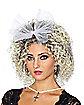 80's Pop Star Womens Wig