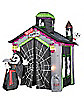 Archway Haunted House With Grim Reaper and Tomb Inflatable