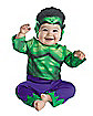 Incredible Hulk Infant Costume