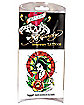 Ed Hardy Temporary Tattoos Pack
