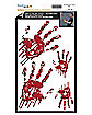 Handprint Repositionable Wall Sticker