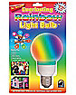 Rainbow Lightbulb