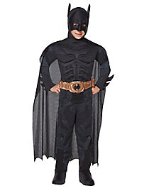 Kids Muscle Chest Batman Costume - Batman the Dark Knight