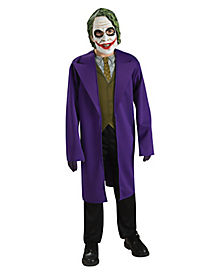 Tween Joker Costume - Batman